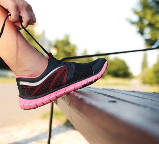 Afvallen en hardlopen
